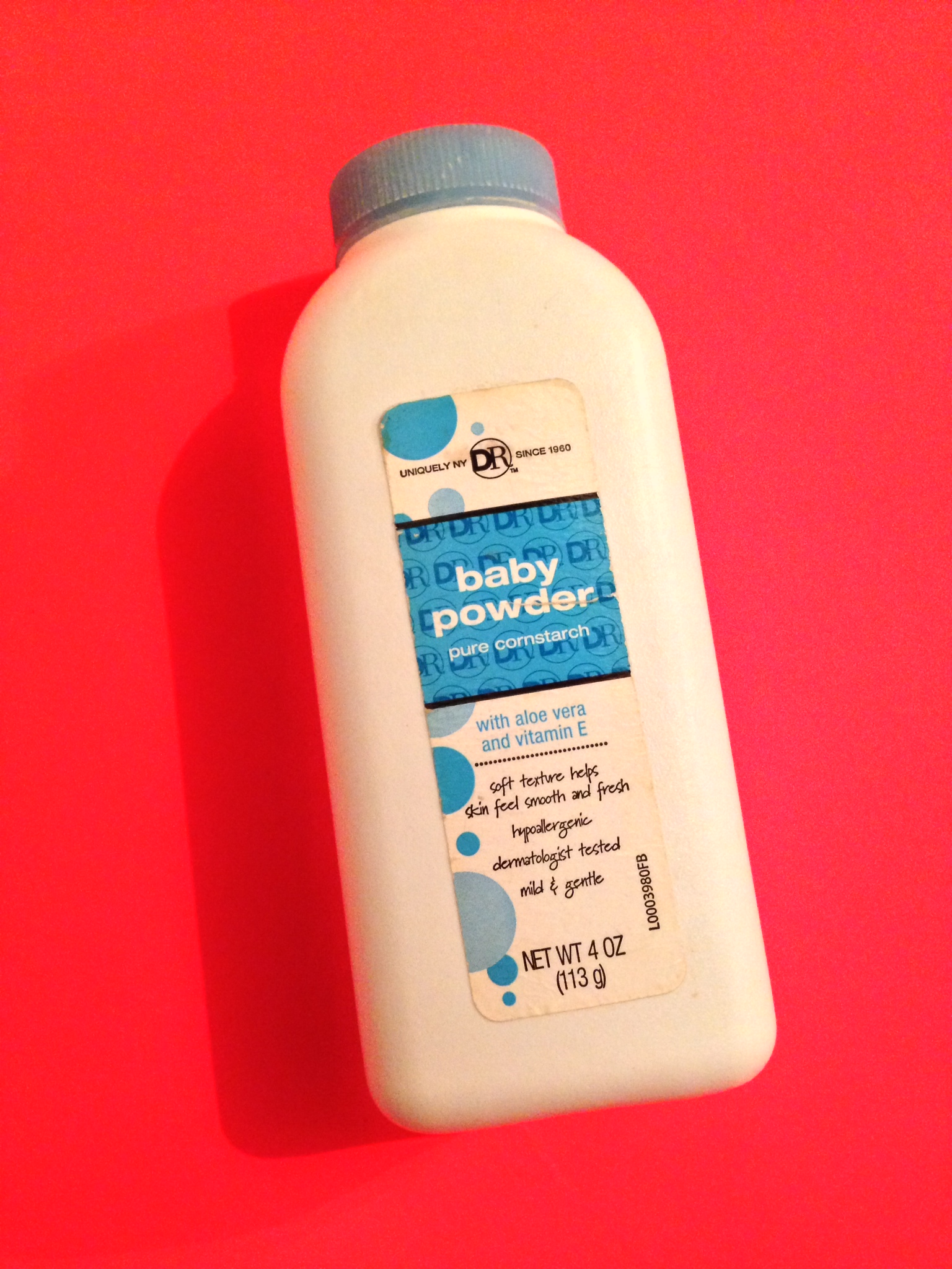Baby Powder Power
