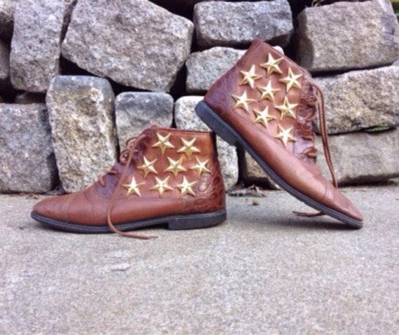 Croc Booties, size 7.5