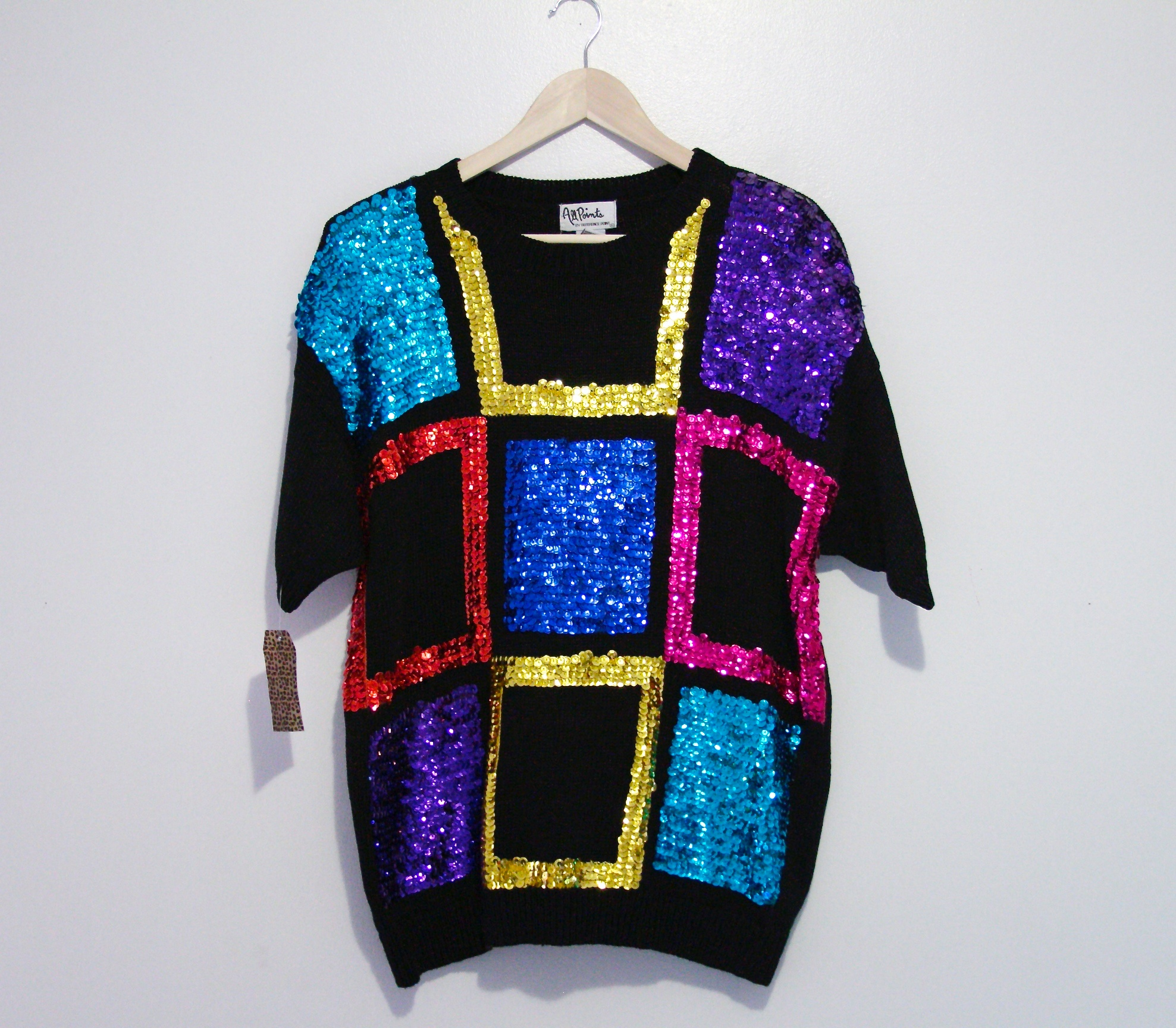 Sequin Sally Sweater