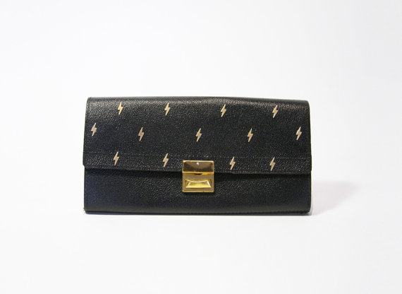 $34 The  When Lightening Strikes Wallet will Electrify