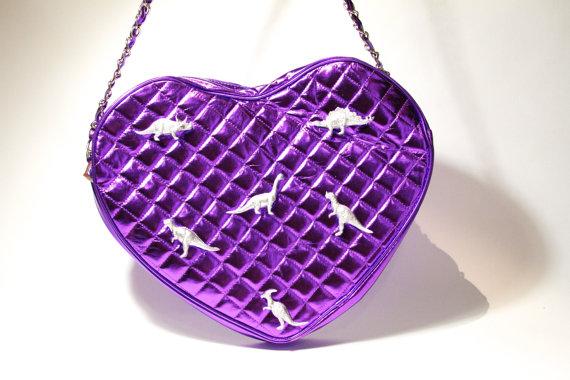 The Dino Love Crossbody Bag  $36