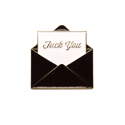 SASSY BETCH - The Lapel Pin section on Witchsy is seriously the danger zone. I think the other day I had at least 12 different pins in my cart and had to calmly walk away because I actually can not ball that hard. Definitely the best collection of snarky weird shit from rad indie brands. This Fuck You Pin from Badaboom Studio really reflects my #mood rn $11.00