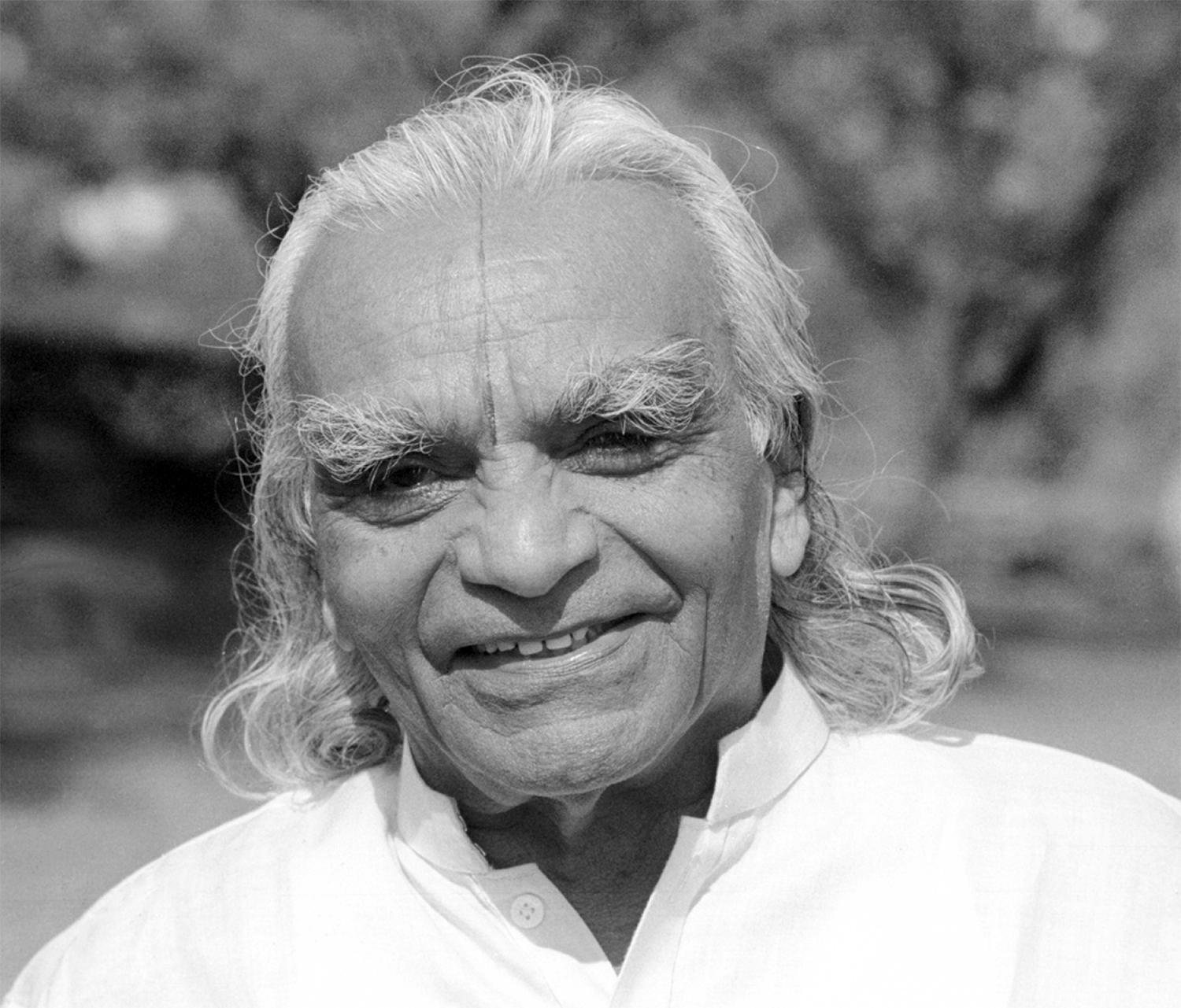 B.K.S. Iyengar   PHOTo by Lindsey Clennell