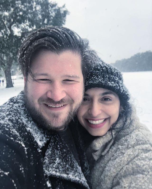 Snow Day. No School for us. Yes!!!! #savannah #savannahga #snowday #snowedin #snowbunny #playday #visitsavannah #georgia