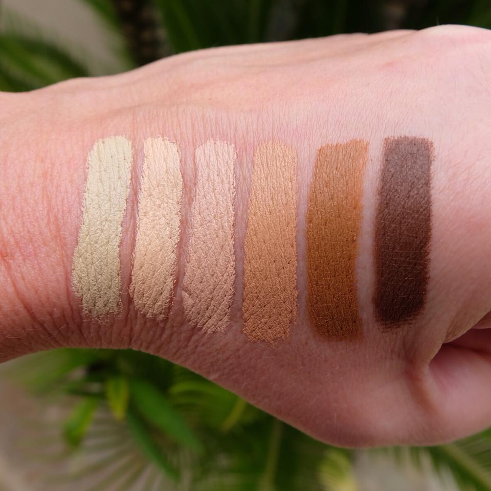 Limelight Conceealer Swatch