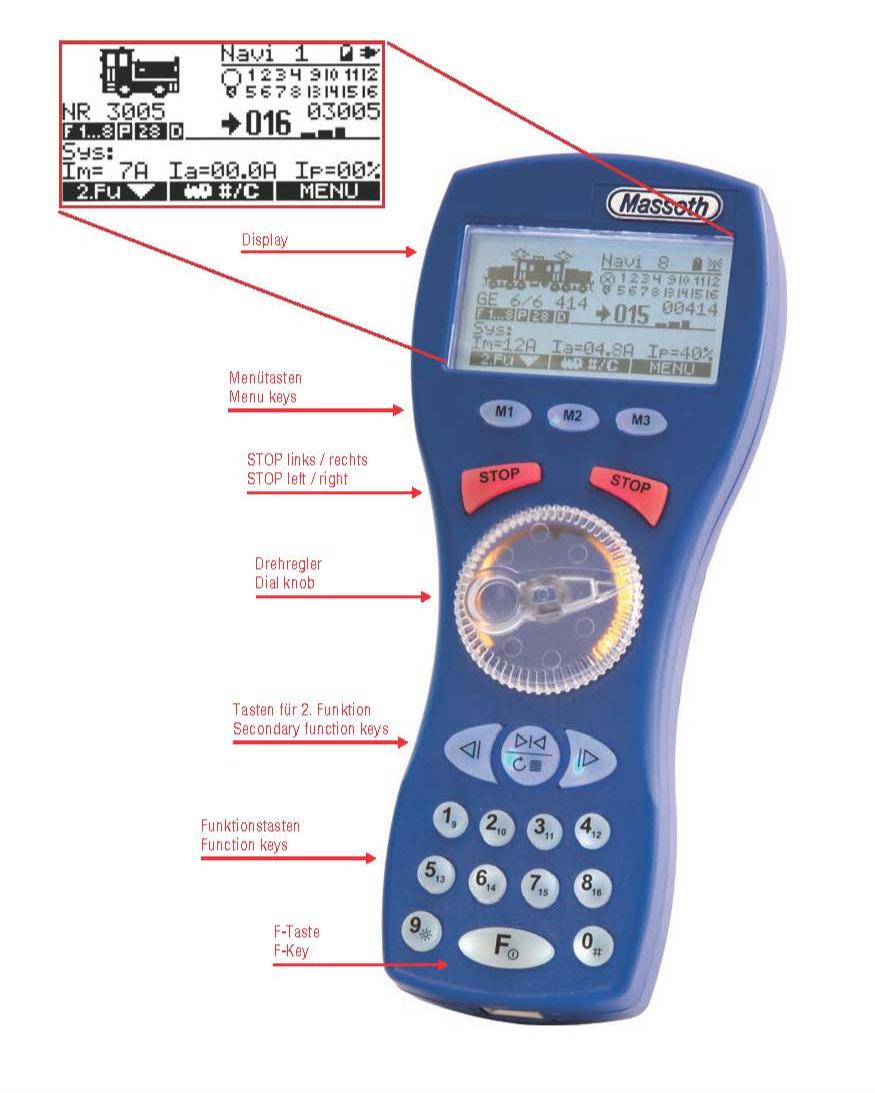 Massoth DiMax Navigator Reference Guide