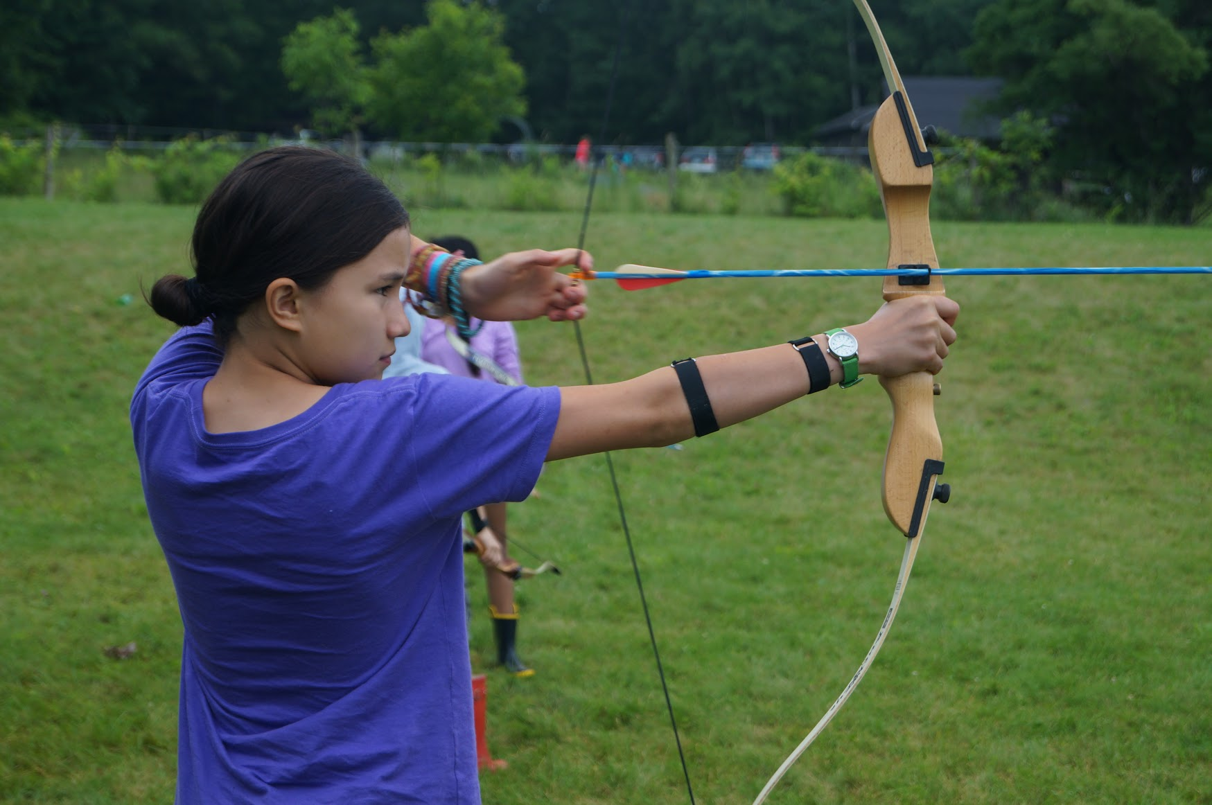 A scholarship fund for Vermont   Summer Camps    Donate