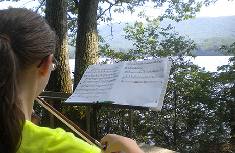 Point CounterPoint   For 50 years, Point CounterPoint has been the summer sanctuary for string and piano students. Located lakeside under the Green Mountains, the mission of Point CounterPoint is to share the love of chamber music in a mutually supported environment in which campers can grow to their full potential. At Point CounterPoint, we believe that chamber music provides important musical and life lessons.   Visit Point CounterPoint →