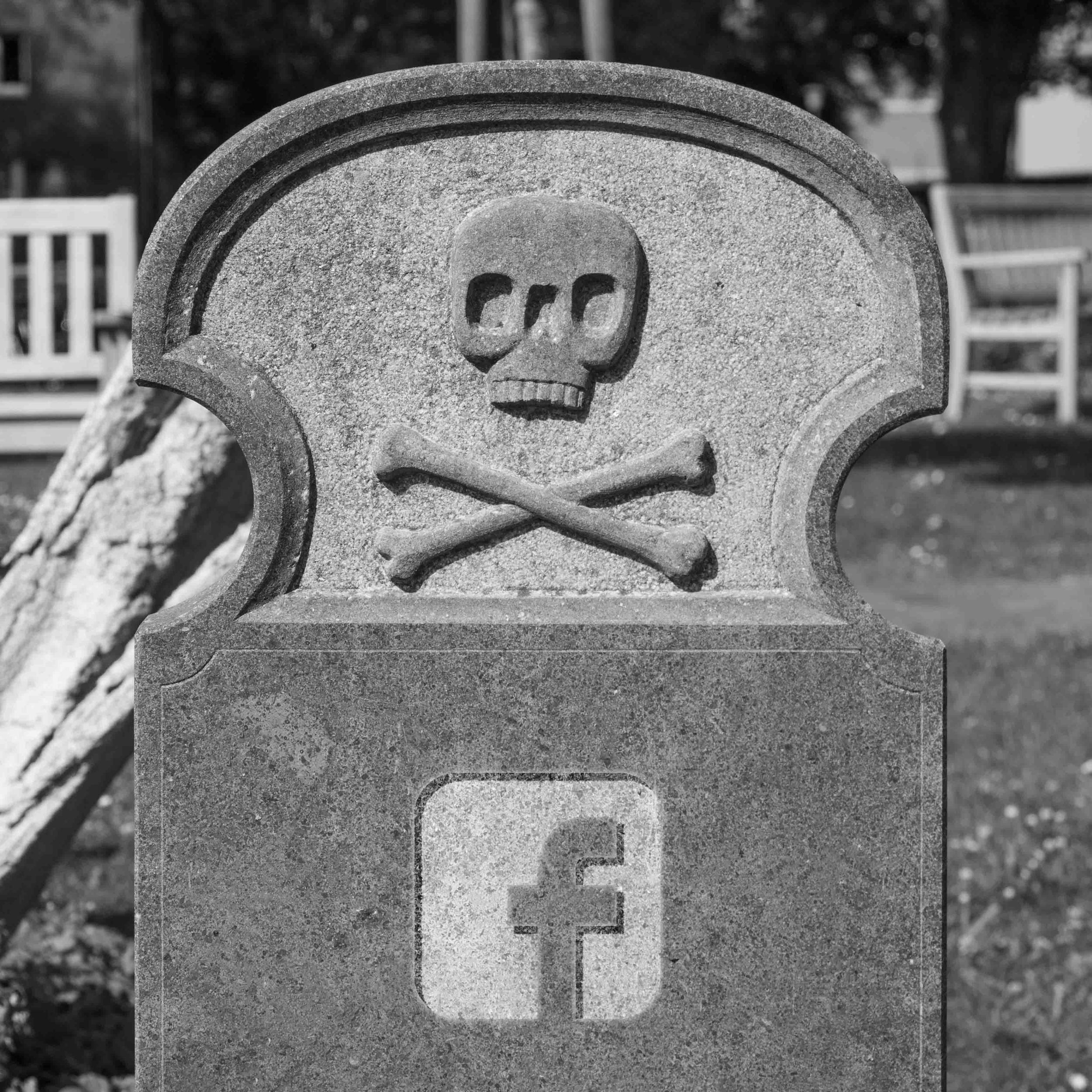 Organic reach on social media is dead.