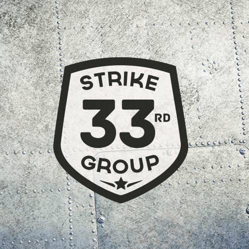 33rd Strike Group Integrated Ad Campaign
