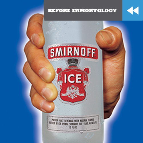 Smirnoff Ice Integrated Ad Campaign
