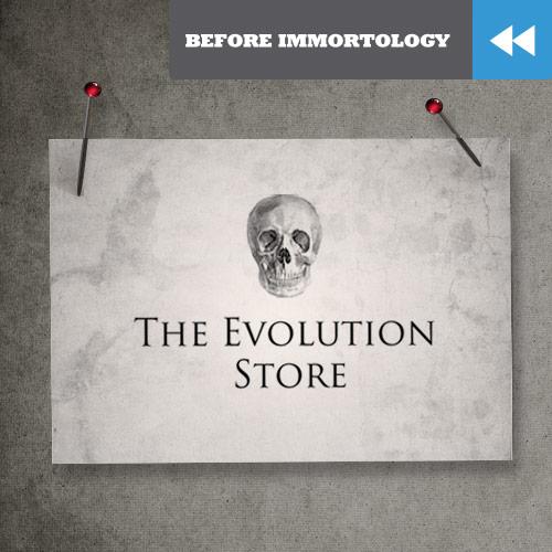 Evolution Museum Store