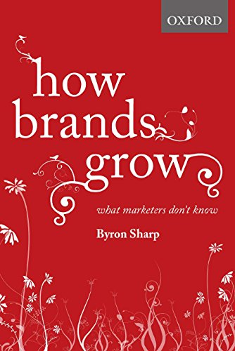 One of the most well-researched and important books on  marketing ever.