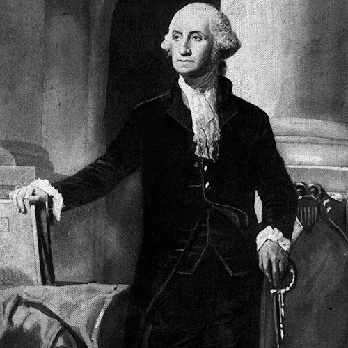 George Washington Former President of the United States