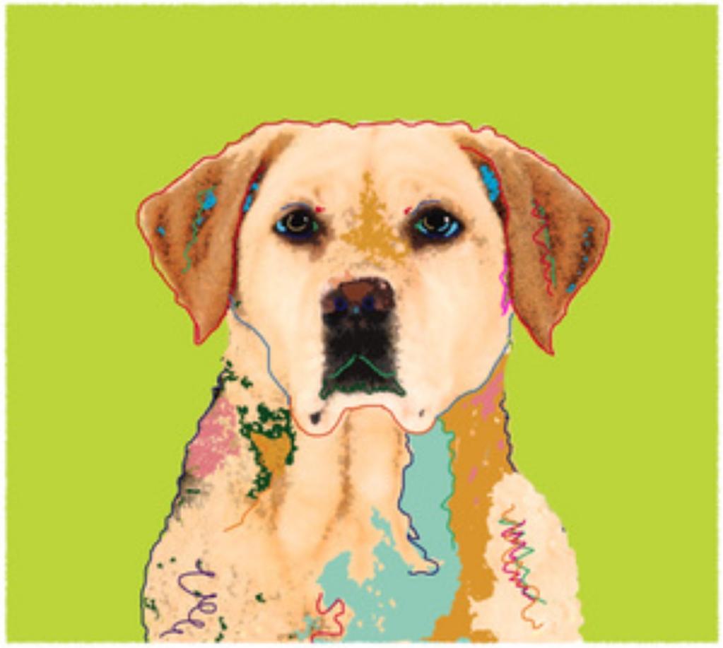 Golden Doggie