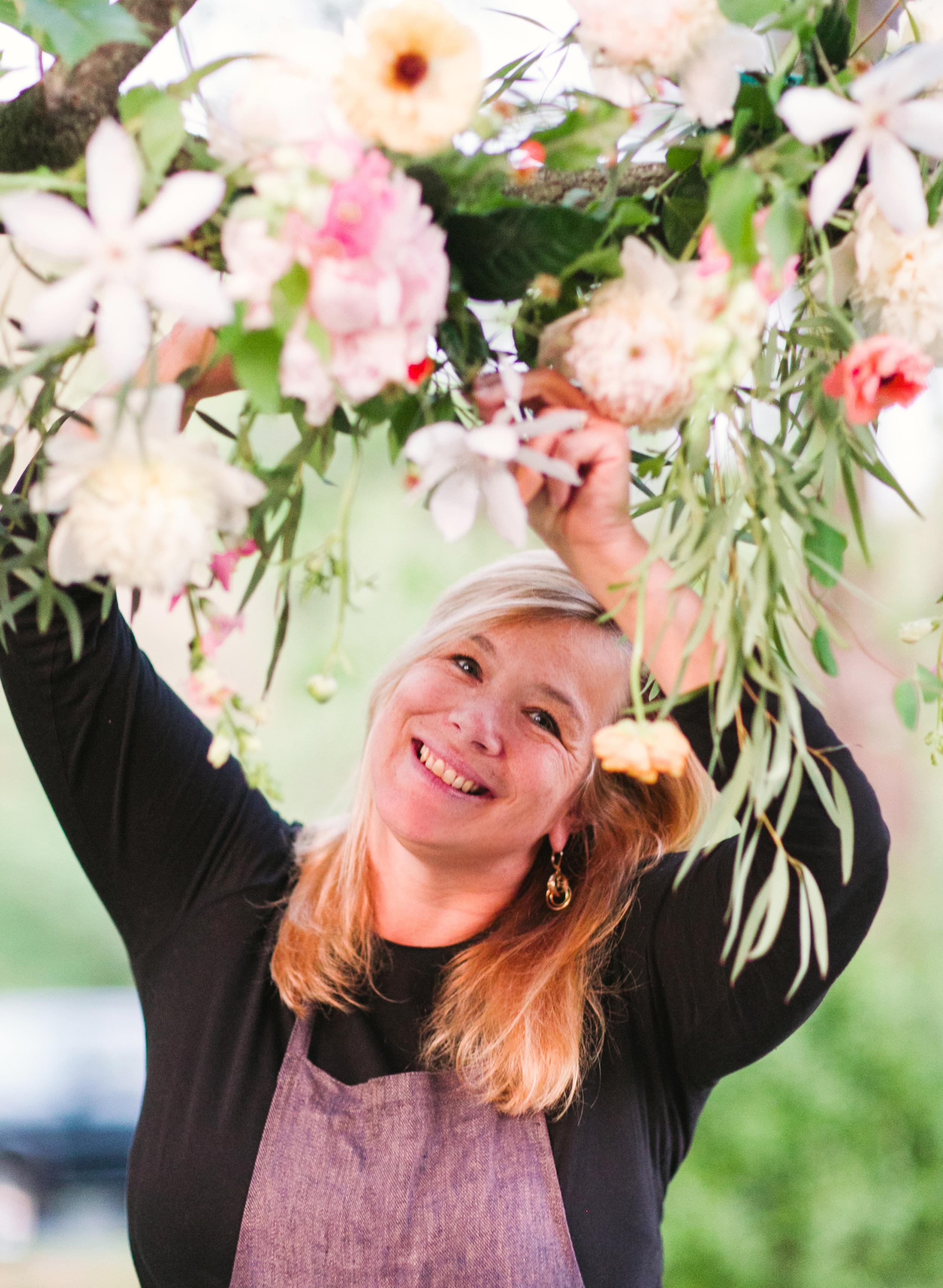 Holly Heider Chapple, founder and creative director of Loudoun Weddings.