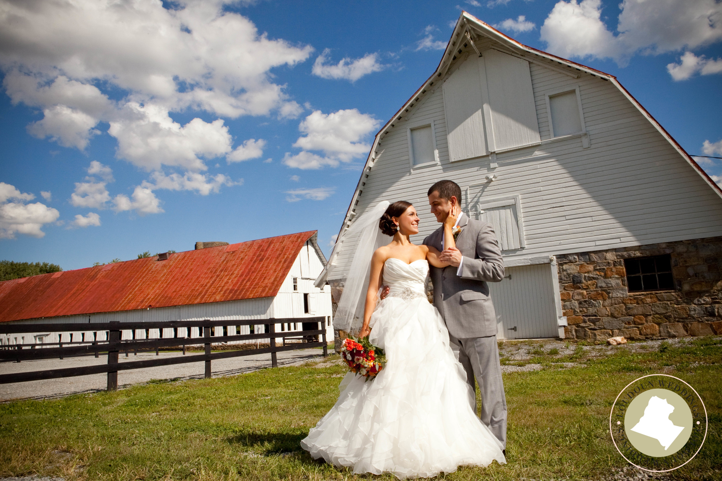 Loudoun County, Virginia    creates a beautiful backdrop for your most memorable of events.