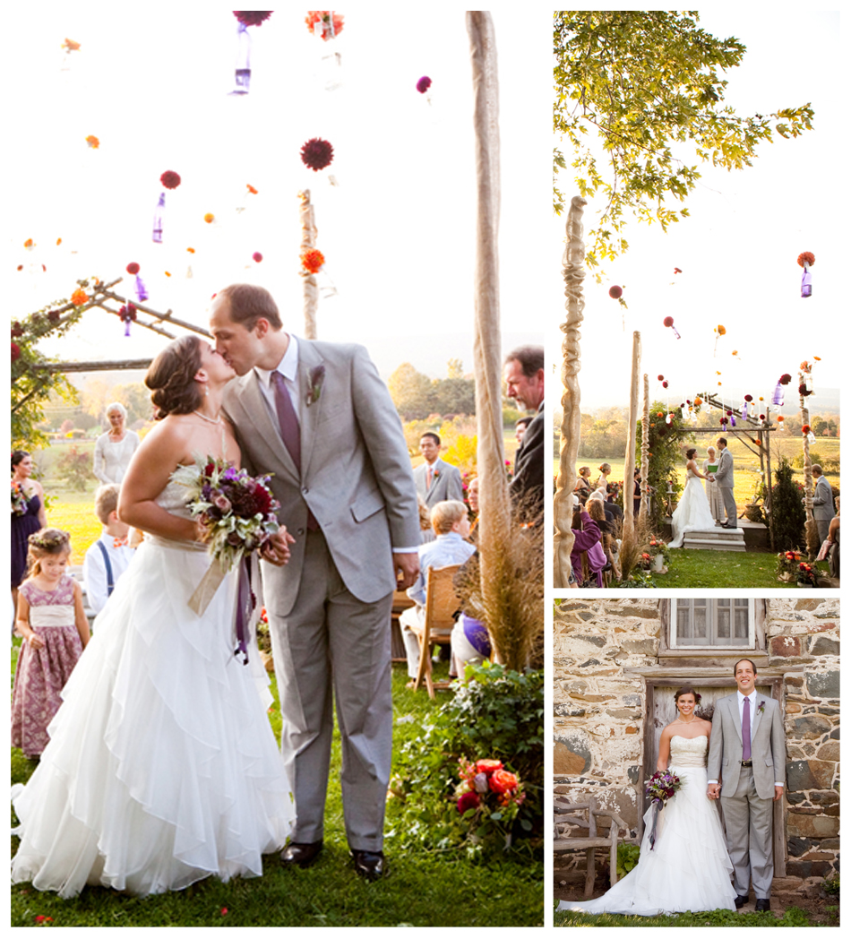Wedding, country wedding, Holly Chapple Flowers, Silverbrook Farm, wedding design, Loudoun Weddinges