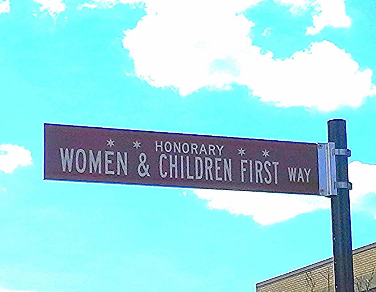 Women & Children First Way