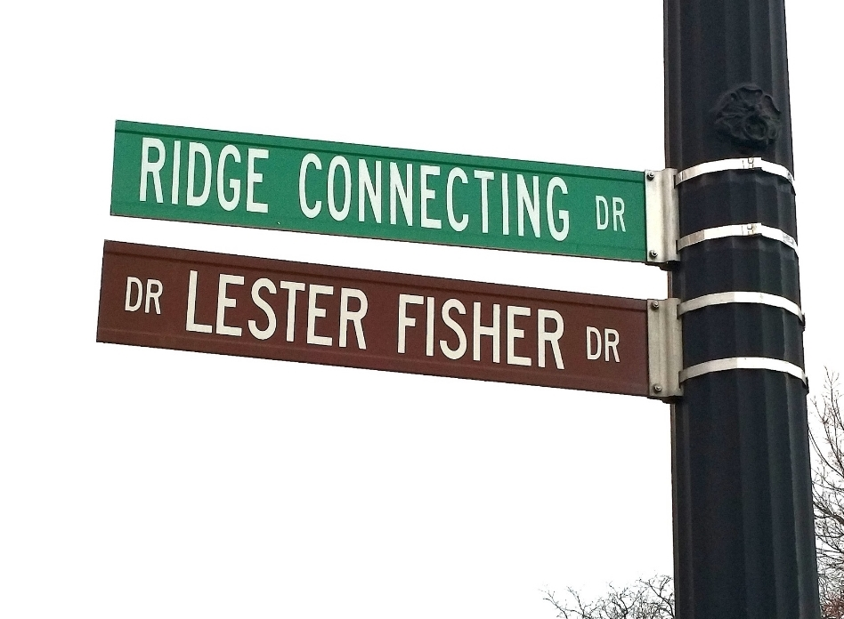 Dr Lester Fisher Dr - HonoraryChicago. Zoo Head Veterenarian