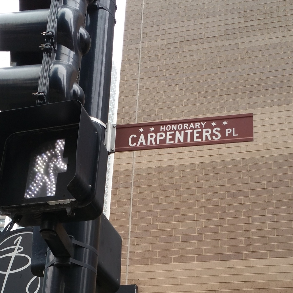 Carpenters Pl - HonoraryChicago.  Carpenters and Joiners Union