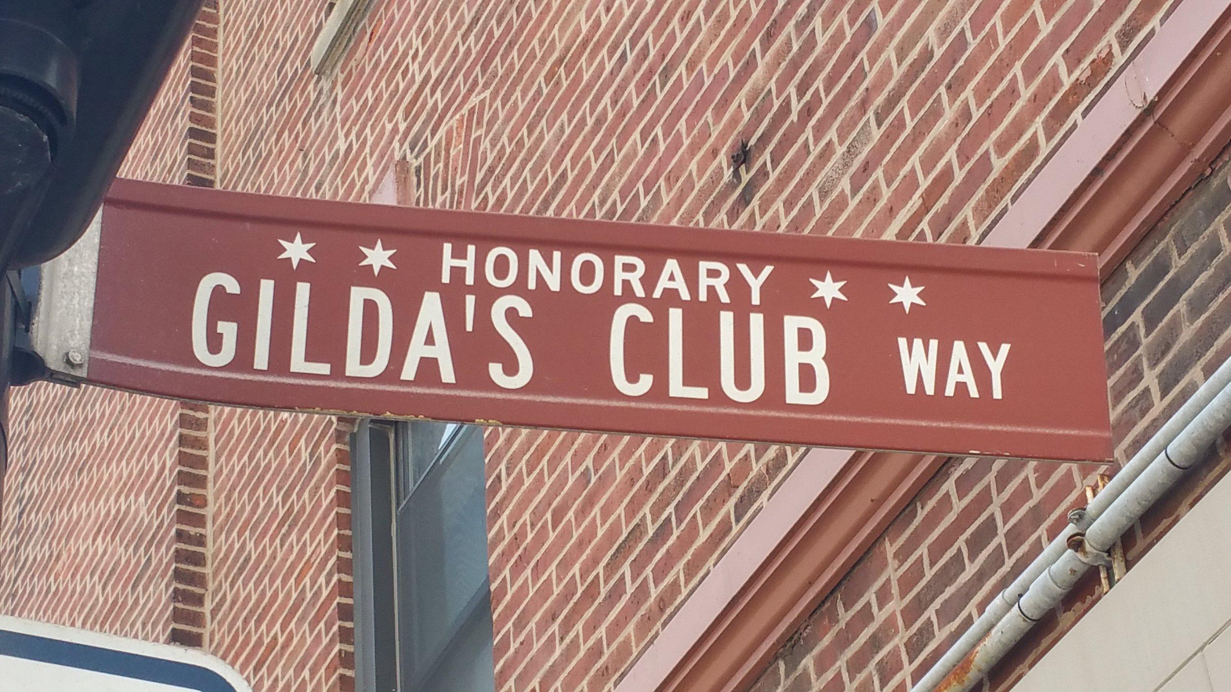 Gilda's Club - Gilda Radner club for cancer survivors - Honorary Chicago