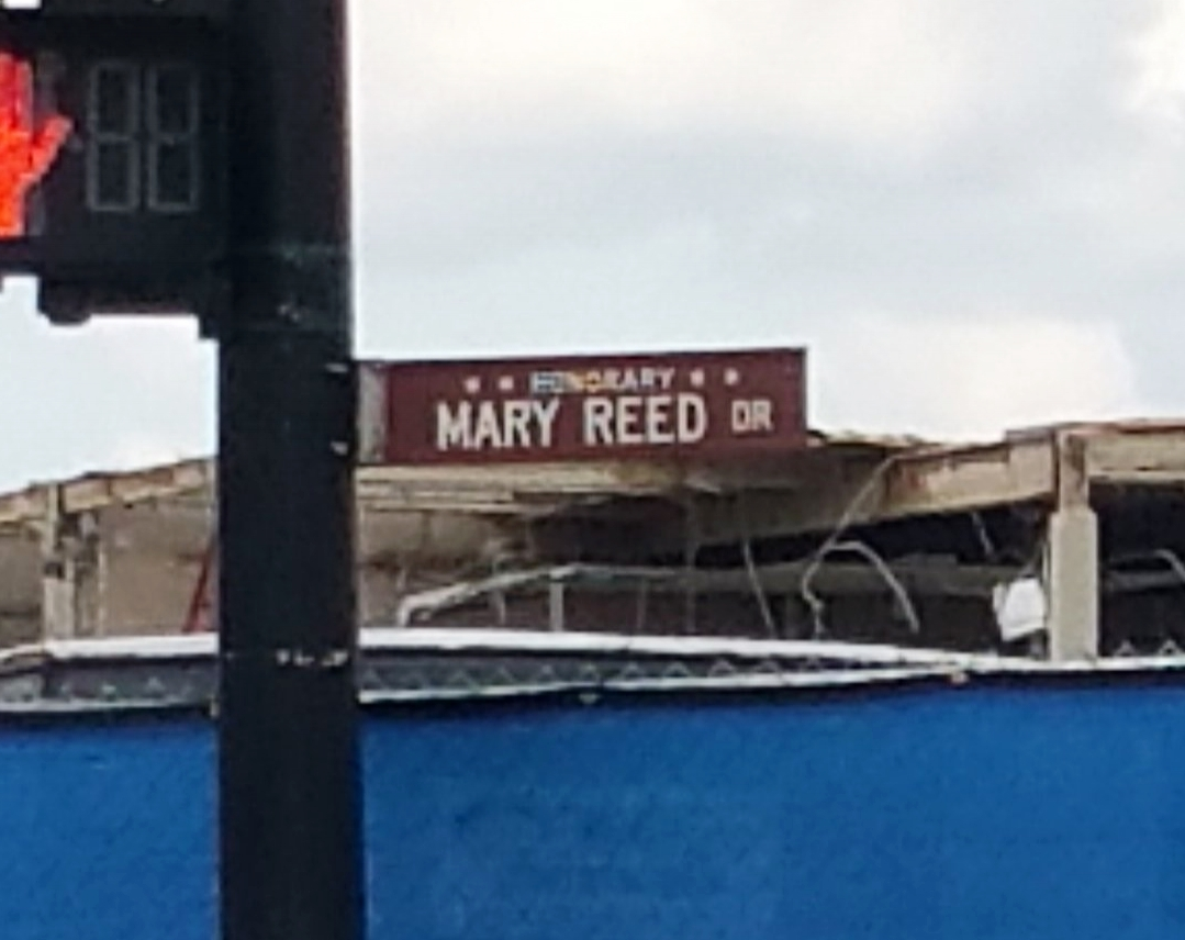 Mary Reed Drive - Honorary Chicago