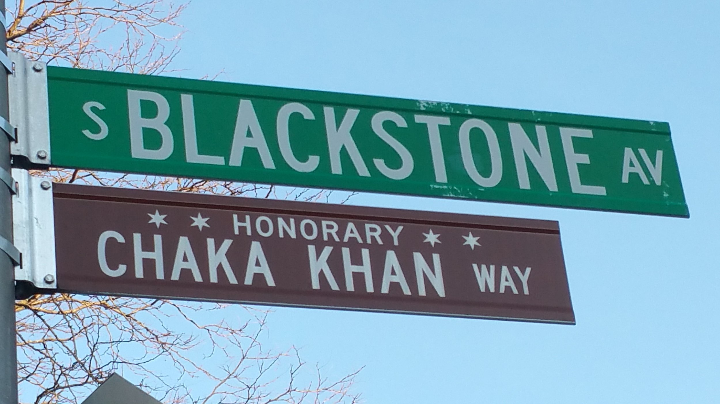 20161112_Chaka Khan Way - Honorary Chicago street sign.jpg