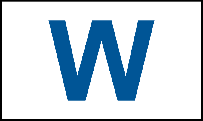 Cubs Win Flag By JayCoop - Own work,  CC BY-SA 4.0