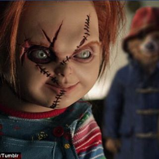 Not sure what to wear? Ask Chucky and Bear, it's Child's Play! They're your friends to the end... #LostSinCity #childsplay #chuckybear #getlost  #paddingtonscarebear #creepybear #lostevents #halloween #losthalloween #getlostevents #events #parties #mystery #sydney #experiences #wordofmouth #secret #exclusive #halloween