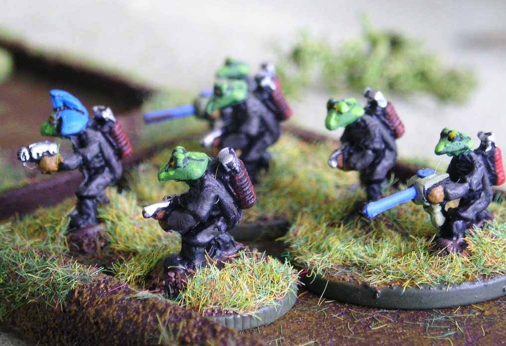 Aphid Infantry from Zombiesmith