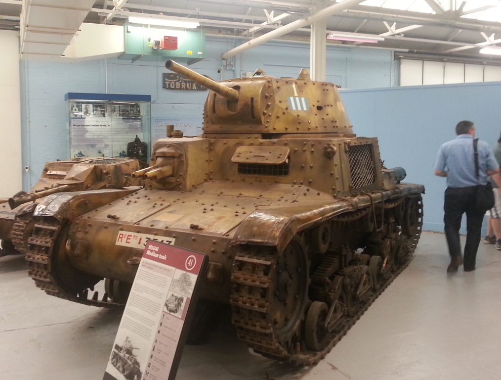 Italian M11/39