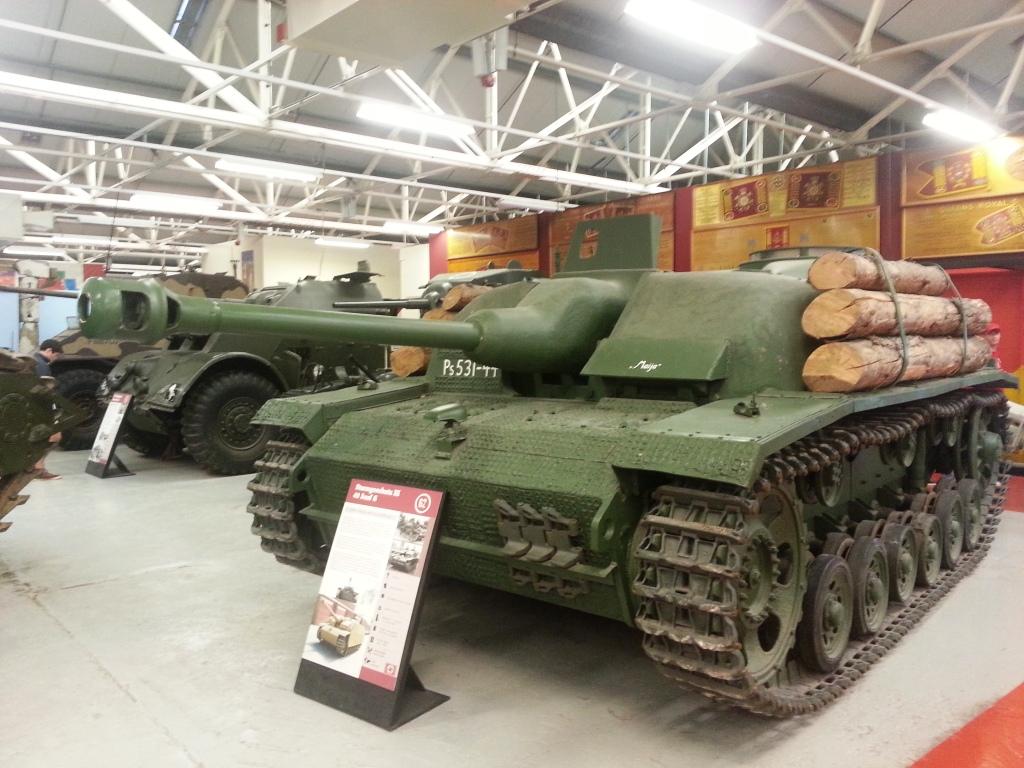 StuG (German, but in Finnish service)