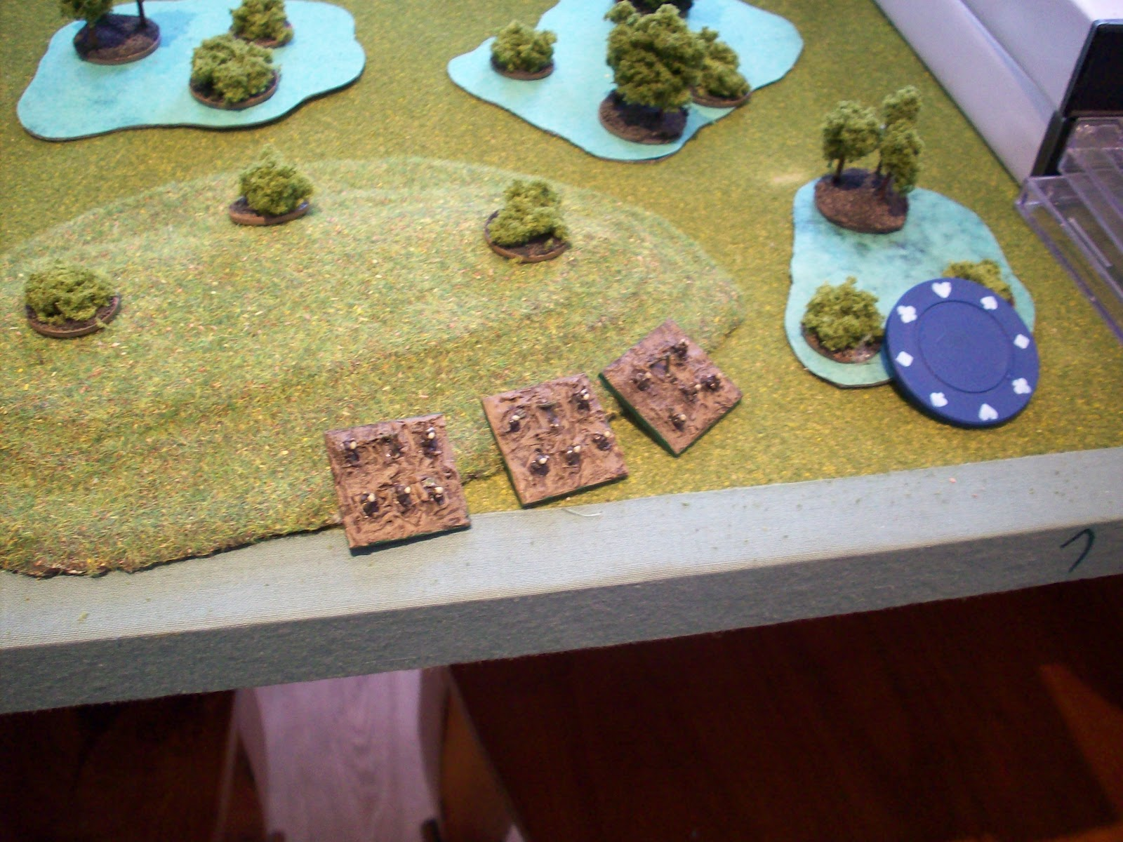 A mystery ANZAC blind finds the mortars...