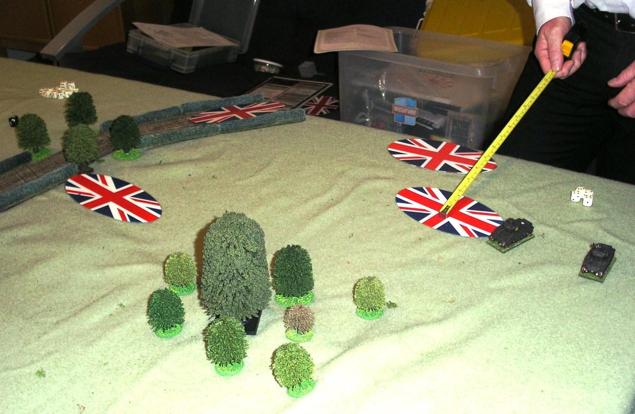 The British Arrive