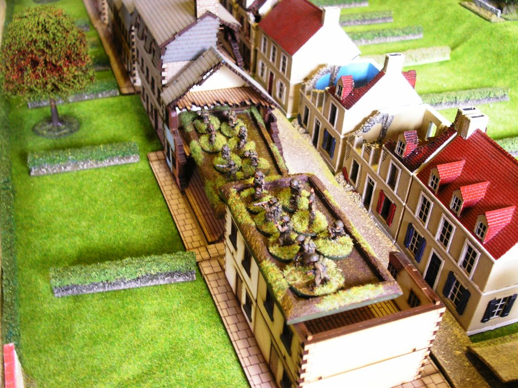 Picture 05:  British infantry revealed