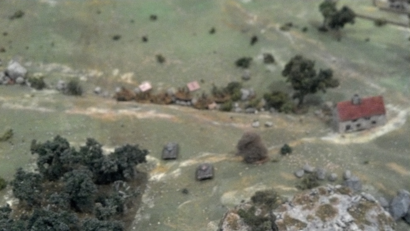 British Infantry take  a pounding