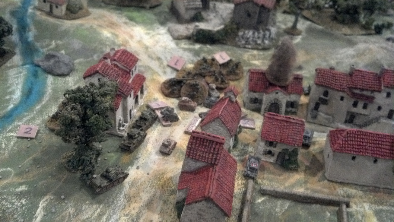 German infantry close assault