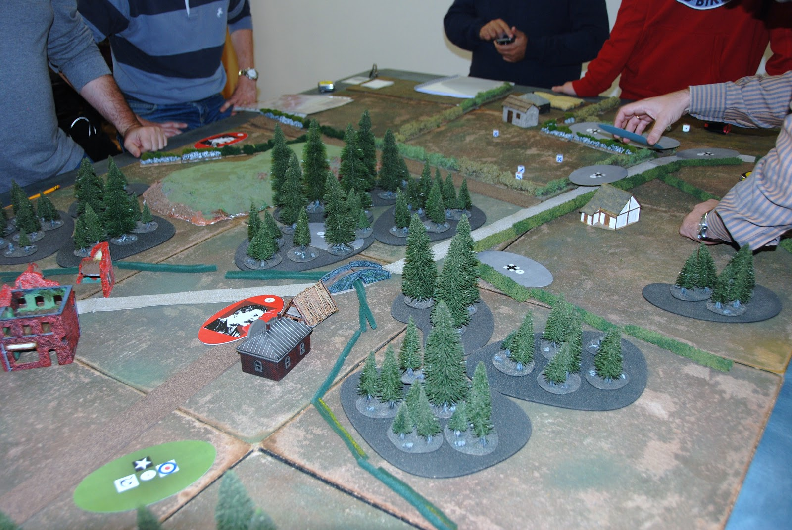 Soviets and Germans on their way to crash