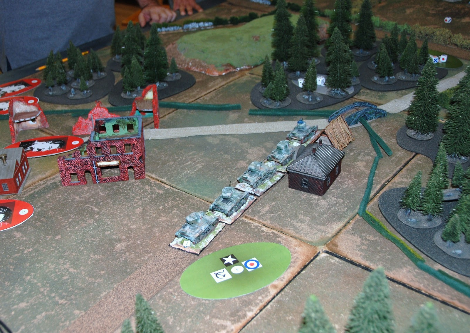 T-26 column heading north