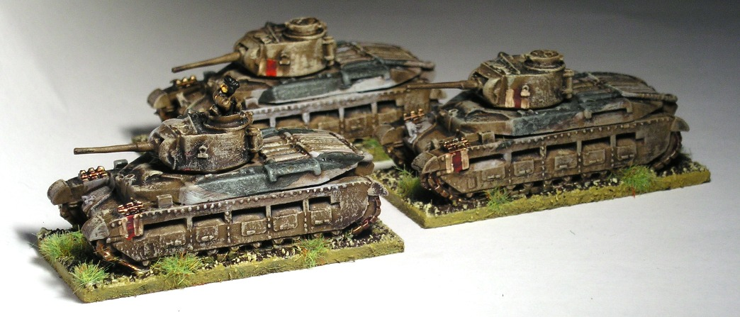 Infantry Tanks (Matildas)