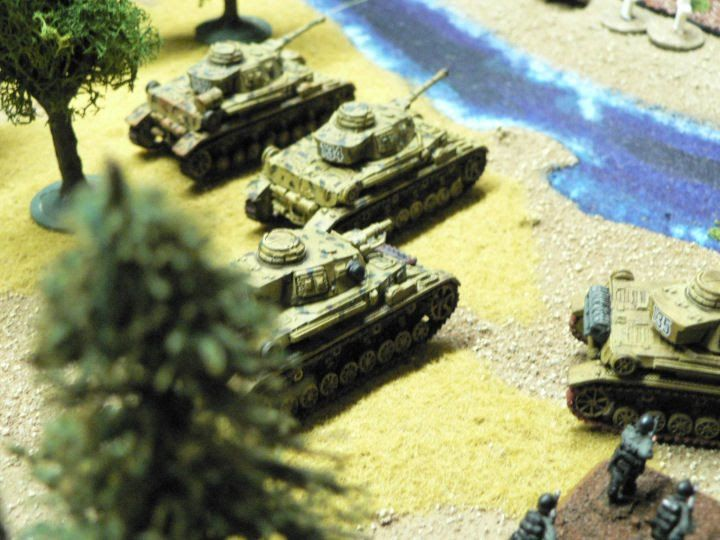 Panzer IV - A complete waste of gas