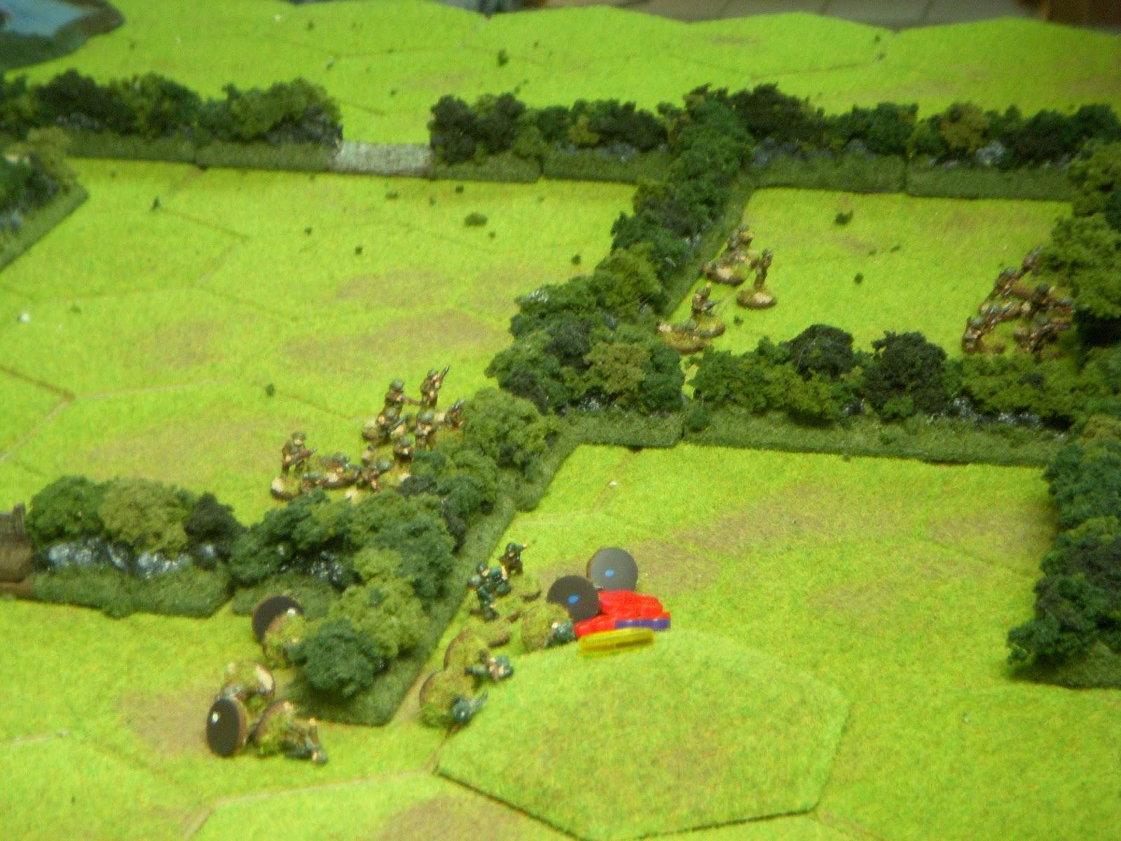 Revenge: 1st platoon gets the ambushers in a crossfire
