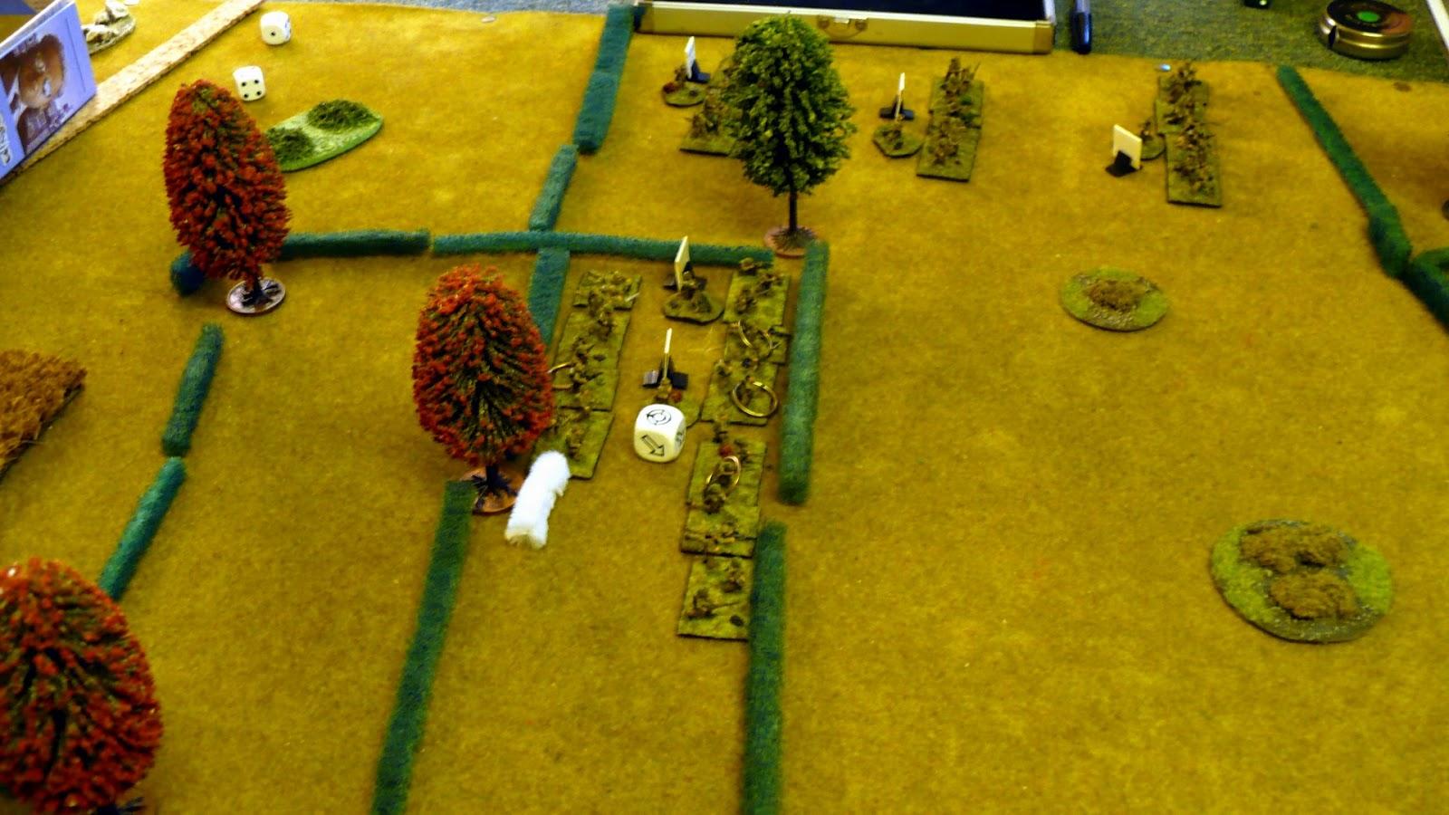 British Platoon caught in mortar barrage