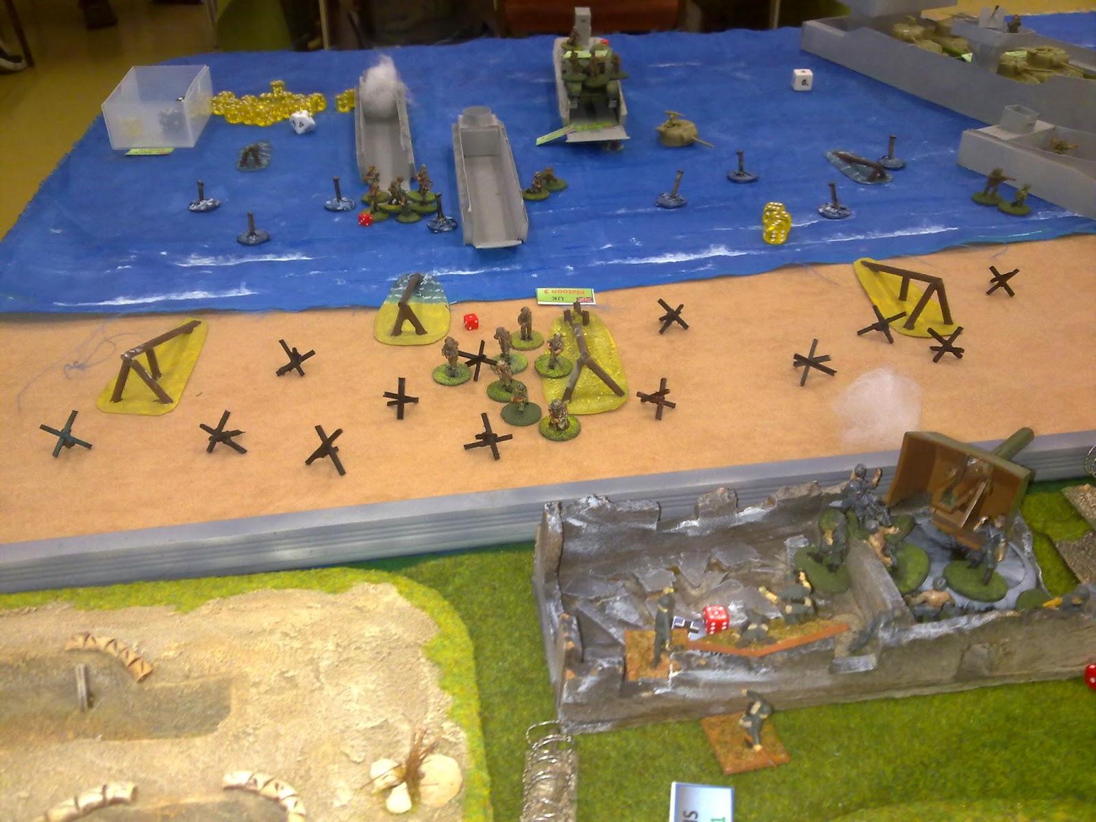1st Platoon's Flank