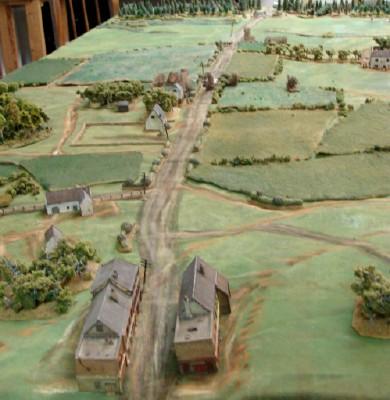 Battlefield from the German side