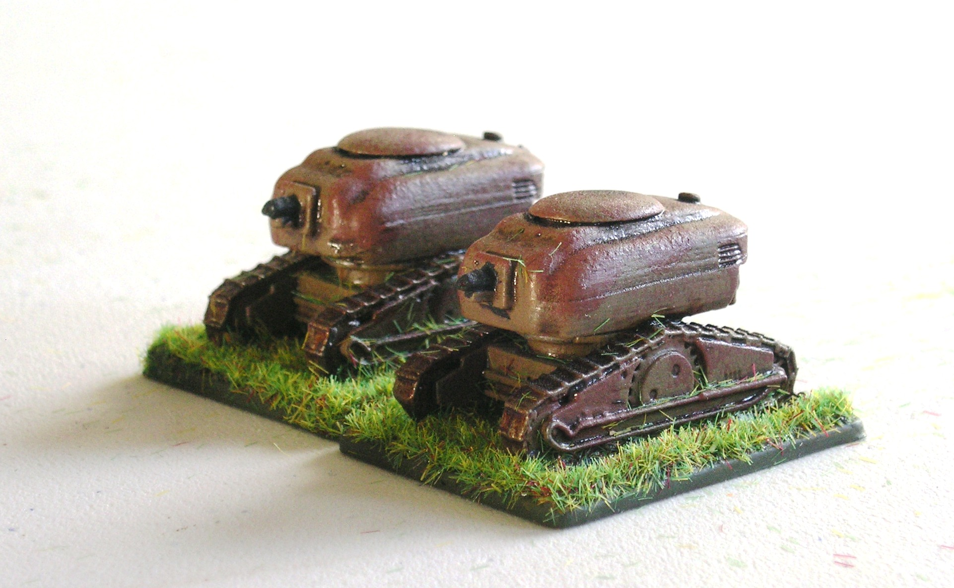 Gwaeyr Light Armoured Tractors