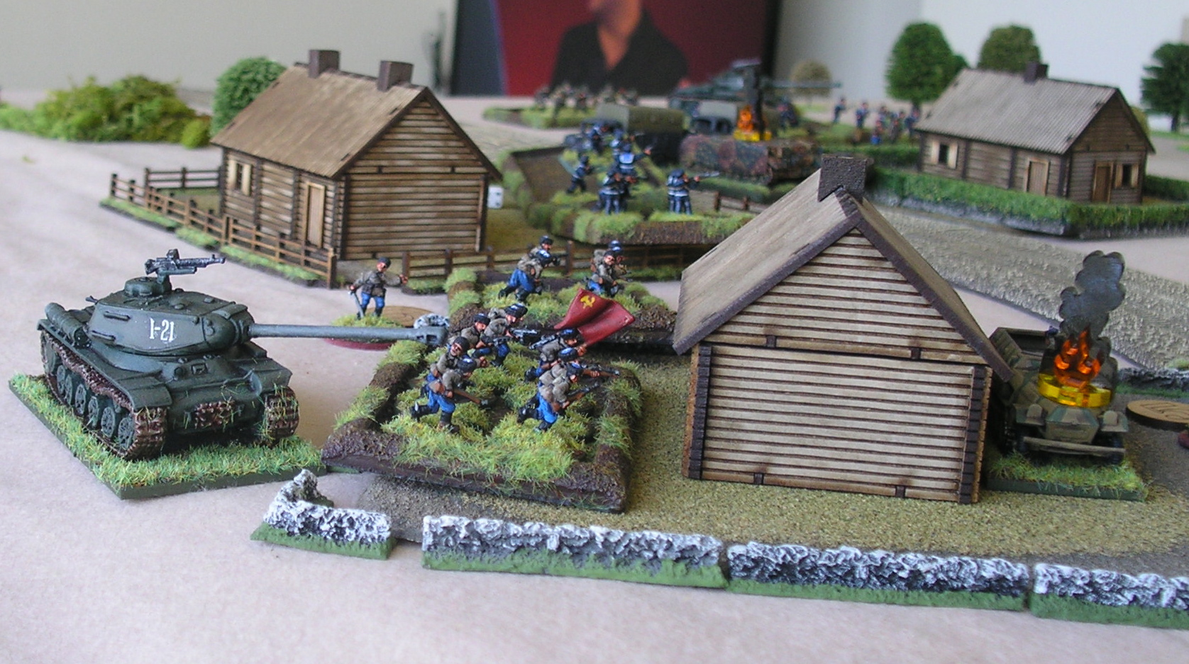 Wooden huts for the Eastern Front from 4ground