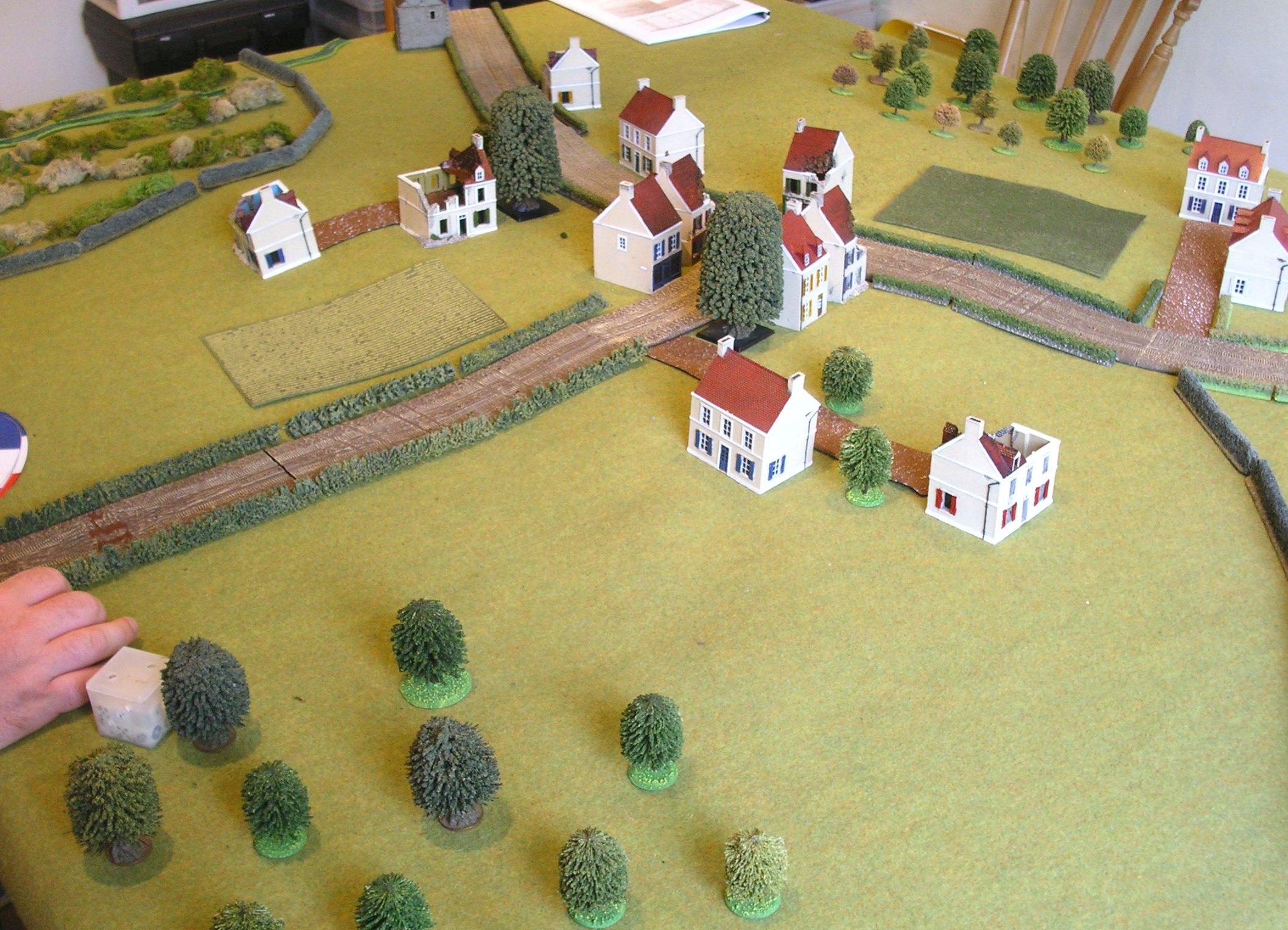 A Quiet Village in the Saar