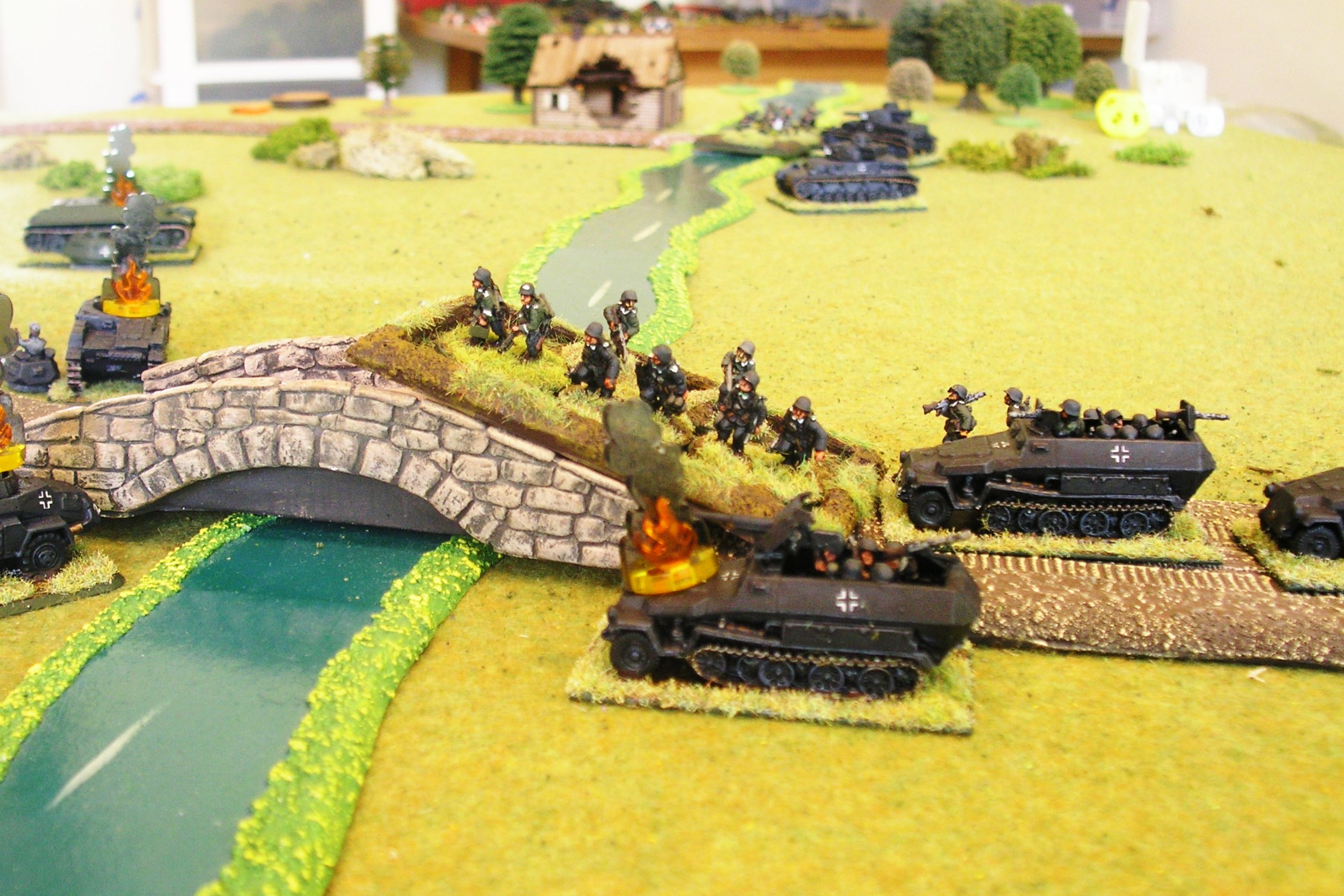 panzergrenadiers to the rescue!